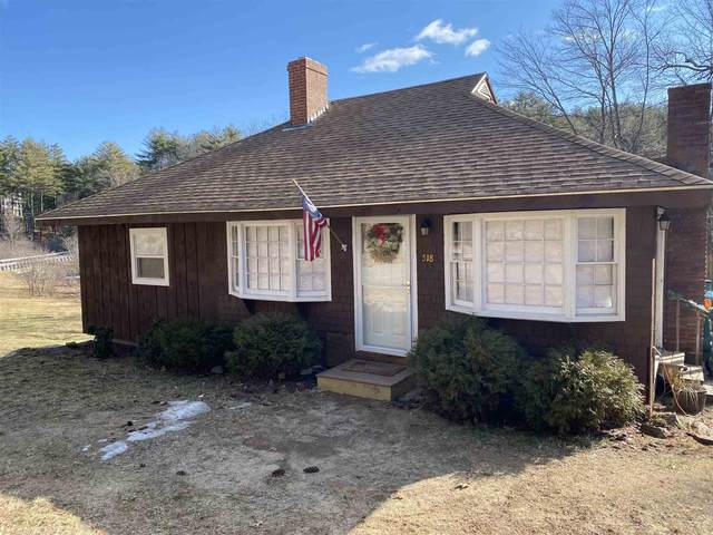 518 Fremont Road, Chester, NH 03036 (MLS #4848775) :: Lajoie Home Team at Keller Williams Gateway Realty