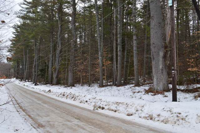 Lot 2 North Wakefield Road, Wolfeboro, NH 03894 (MLS #4848798) :: The Hammond Team