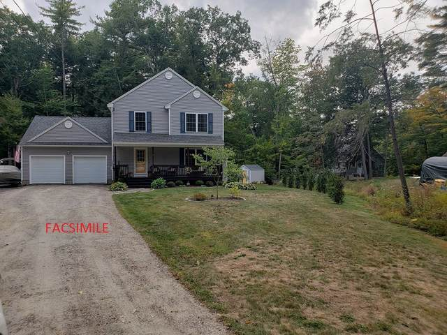 L3-4 Upper City Road, Pittsfield, NH 03263 (MLS #4848874) :: Signature Properties of Vermont