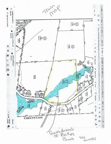 0 Nh Route 118, Dorchester, NH 03266 (MLS #4848932) :: Signature Properties of Vermont