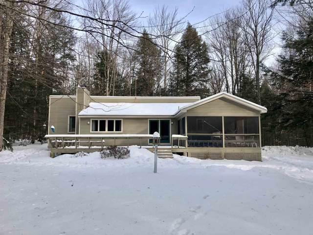 73 Snow King Road, Woodstock, NH 03262 (MLS #4848939) :: Signature Properties of Vermont