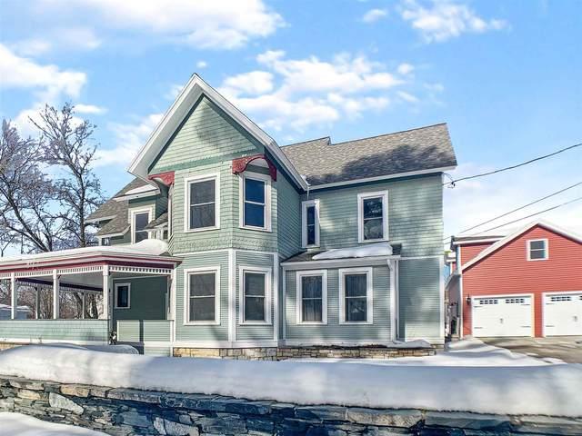 1 Brown Avenue, St. Albans City, VT 05478 (MLS #4848941) :: Signature Properties of Vermont