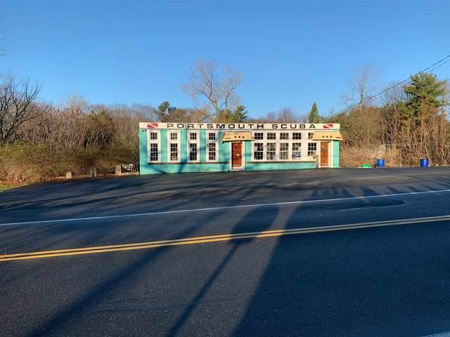 915 Sagamore Avenue, Portsmouth, NH 03801 (MLS #4849162) :: Keller Williams Coastal Realty