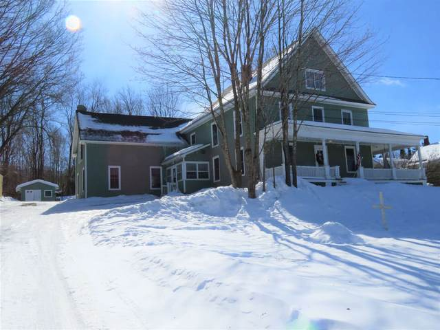 144 Caswell Avenue, Derby, VT 05830 (MLS #4849424) :: Parrott Realty Group
