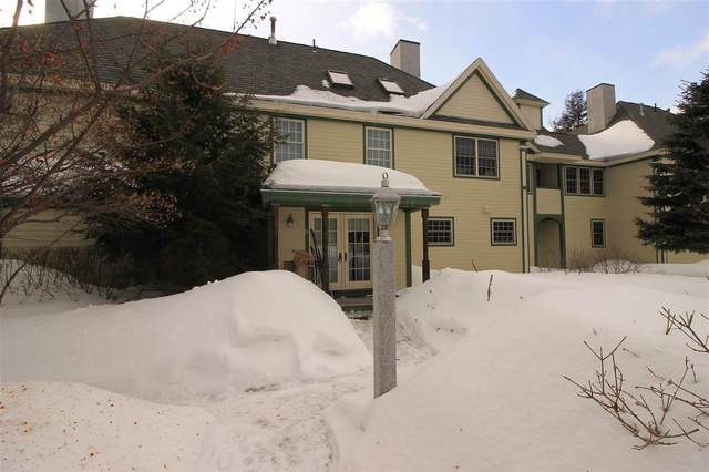 62 Village Road #4, Waterville Valley, NH 03215 (MLS #4849441) :: Parrott Realty Group