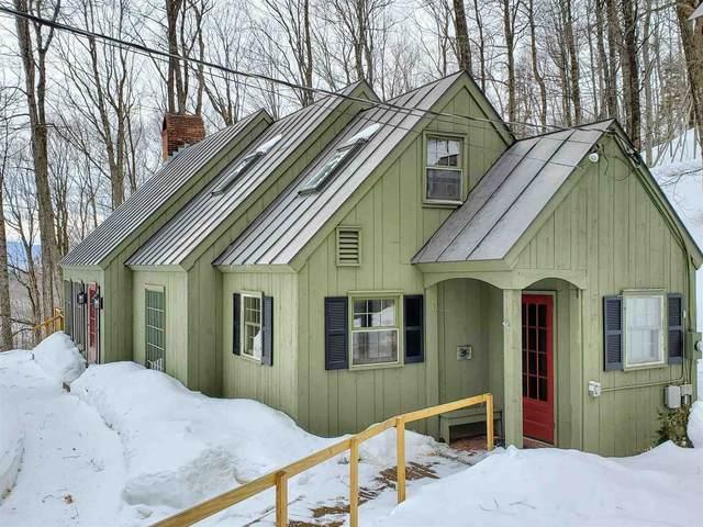 125 Sugarhouse Hill Road, Barnard, VT 05068 (MLS #4849456) :: Signature Properties of Vermont