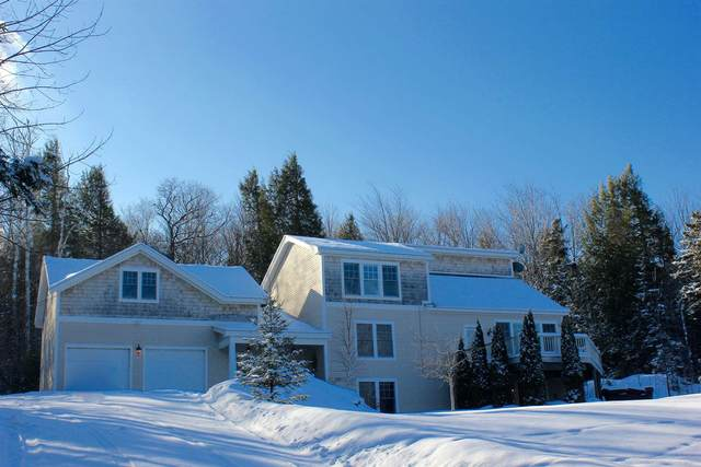 83 South Hill Estates Drive, Ludlow, VT 05149 (MLS #4849459) :: The Gardner Group