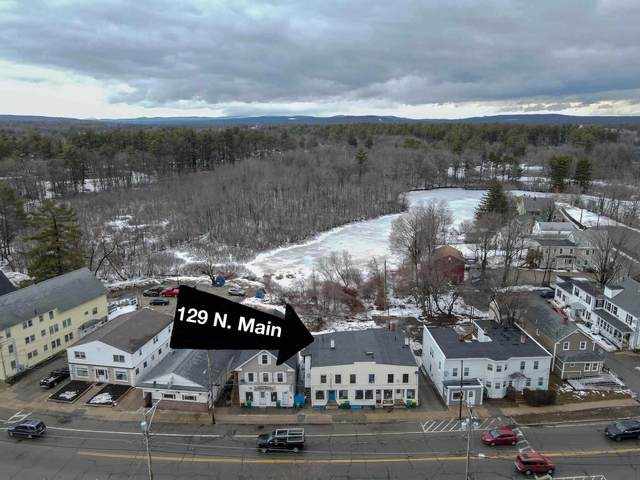 129 North Main Street, Rochester, NH 03867 (MLS #4849505) :: Signature Properties of Vermont