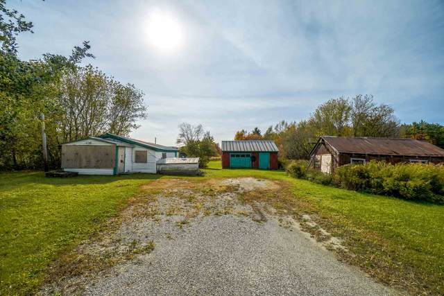 201 Hines Road, Hinesburg, VT 05461 (MLS #4849513) :: The Gardner Group