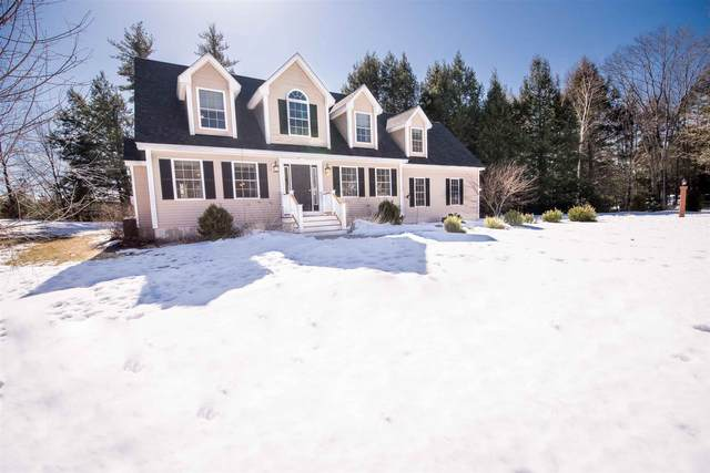 70 Thunder Road, Fremont, NH 03044 (MLS #4849515) :: Signature Properties of Vermont