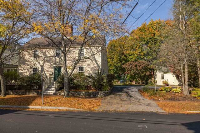 213 South Street, Portsmouth, NH 03801 (MLS #4849547) :: Parrott Realty Group