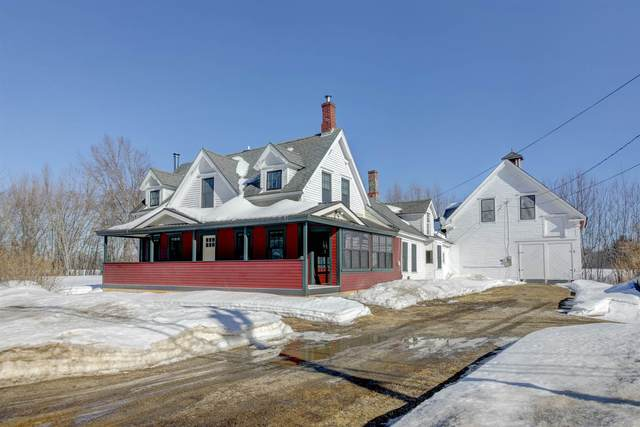 2911 East Conway Road, Conway, NH 03813 (MLS #4849682) :: Jim Knowlton Home Team