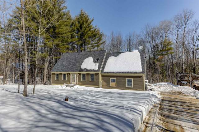 653 Green Hill Road, Conway, NH 03813 (MLS #4849701) :: Jim Knowlton Home Team