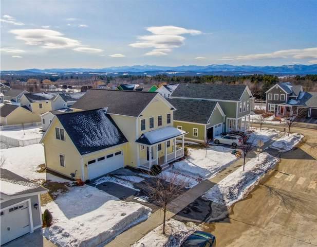 98 Chipman Street, South Burlington, VT 05403 (MLS #4849715) :: Signature Properties of Vermont
