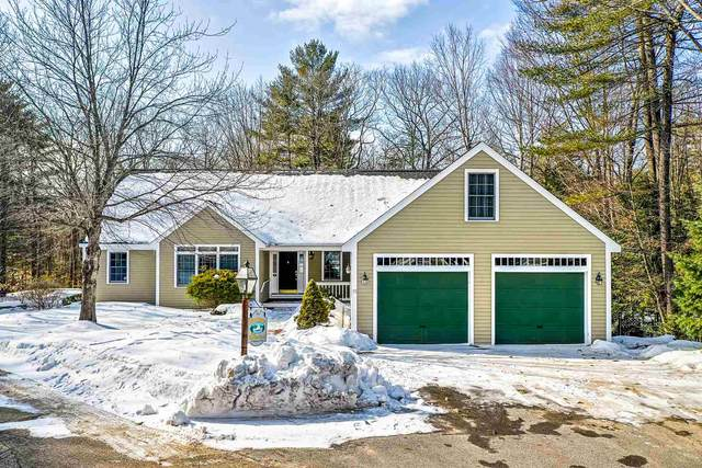 19 Hickory Road, Wolfeboro, NH 03894 (MLS #4849841) :: Signature Properties of Vermont