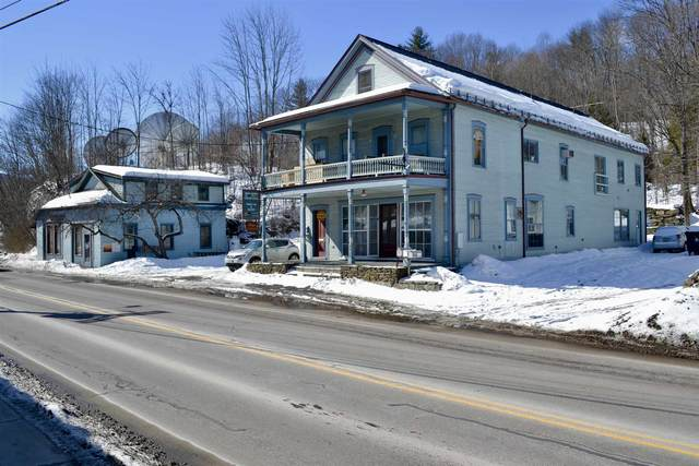 4412 Main Street, Waitsfield, VT 05673 (MLS #4849849) :: The Gardner Group