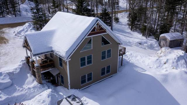 91 Sylvan Ridge Road, Winhall, VT 05340 (MLS #4849966) :: Signature Properties of Vermont