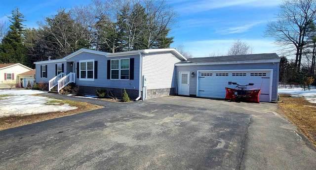 60 Briar Drive, Rochester, NH 03867 (MLS #4850548) :: The Hammond Team
