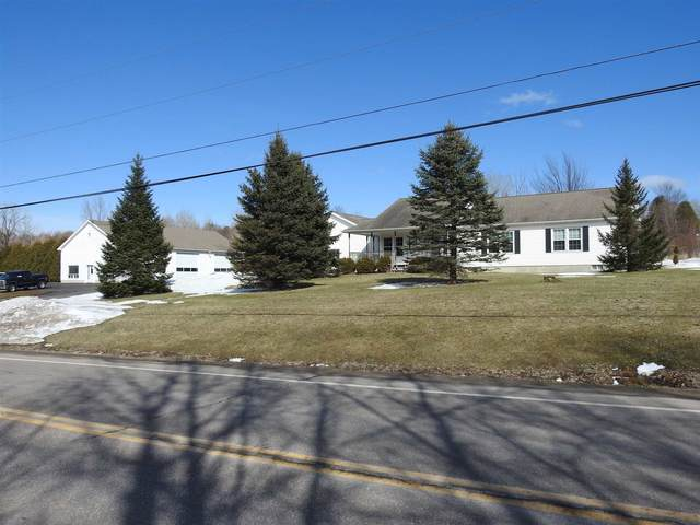 2595 Main Street, Fairfax, VT 05454 (MLS #4850796) :: Signature Properties of Vermont