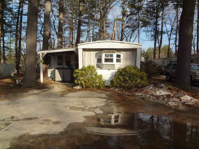 38 Periwinkle Drive, Rochester, NH 03867 (MLS #4850993) :: Signature Properties of Vermont