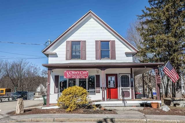 10 Church Street, Goffstown, NH 03045 (MLS #4851129) :: Signature Properties of Vermont