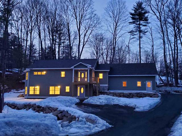 23 Wedgewood Drive, Grantham, NH 03753 (MLS #4851241) :: Signature Properties of Vermont