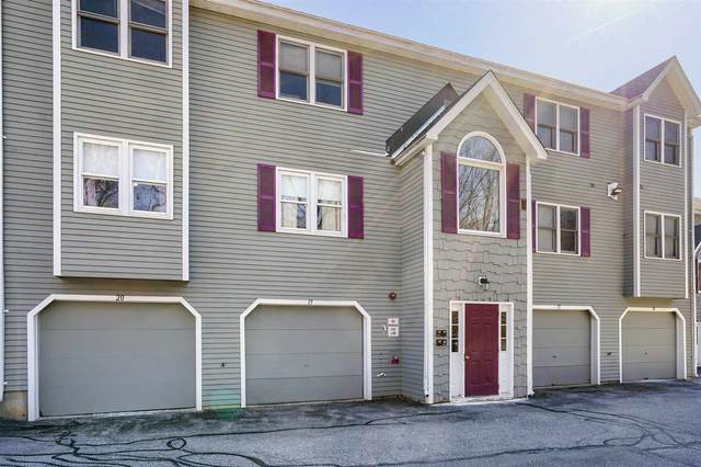 124 Tennis Plaza Road #20, Dracut, MA 01826 (MLS #4851373) :: Keller Williams Realty Metropolitan