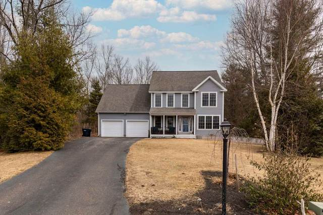 8 Clova Circle, Stratham, NH 03885 (MLS #4851434) :: Team Tringali