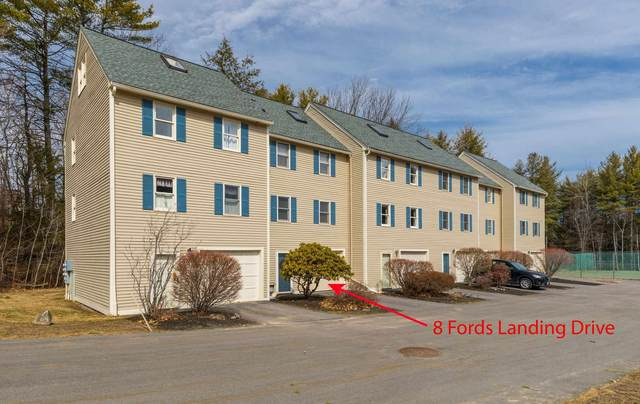 8 Fords Landing Drive, Dover, NH 03820 (MLS #4851537) :: Signature Properties of Vermont