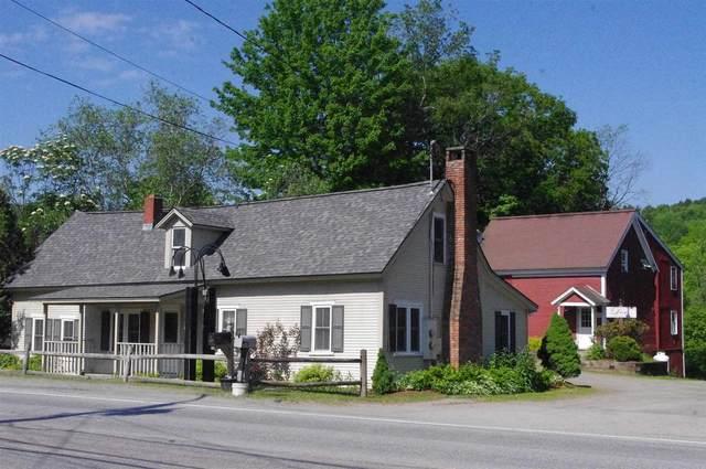722 South Main Street, Stowe, VT 05672 (MLS #4851653) :: Signature Properties of Vermont