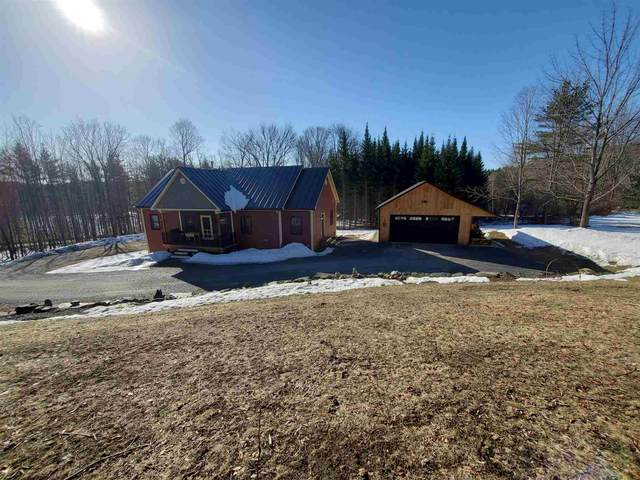 105 Black Road, Berlin, VT 05602 (MLS #4851656) :: Signature Properties of Vermont