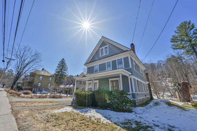 41 Liberty Street, Montpelier, VT 05602 (MLS #4852137) :: Signature Properties of Vermont