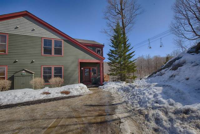 33 Smith's Peak Drive Topridge 21B, Killington, VT 05751 (MLS #4852167) :: The Gardner Group