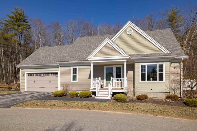 26 Mill Pond Road, Brentwood, NH 03833 (MLS #4852170) :: Team Tringali