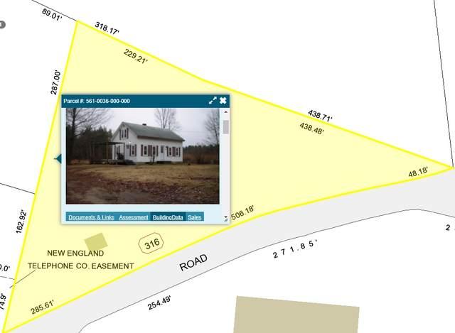 316 Borough Road, Pembroke, NH 03275 (MLS #4852232) :: Keller Williams Realty Metropolitan