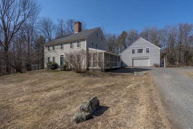 22 Woodhaven Drive, Barrington, NH 03825 (MLS #4852291) :: Signature Properties of Vermont