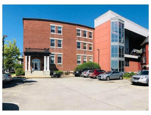 46 S Main Street #6, Concord, NH 03301 (MLS #4852436) :: Keller Williams Coastal Realty