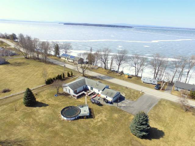 755 Maquam Shore Road, St. Albans Town, VT 05478 (MLS #4852453) :: The Hammond Team