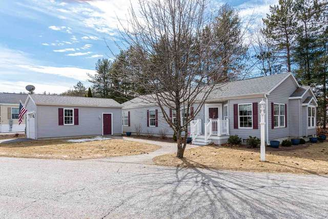 115 Thistle Way, Manchester, NH 03109 (MLS #4852608) :: Signature Properties of Vermont