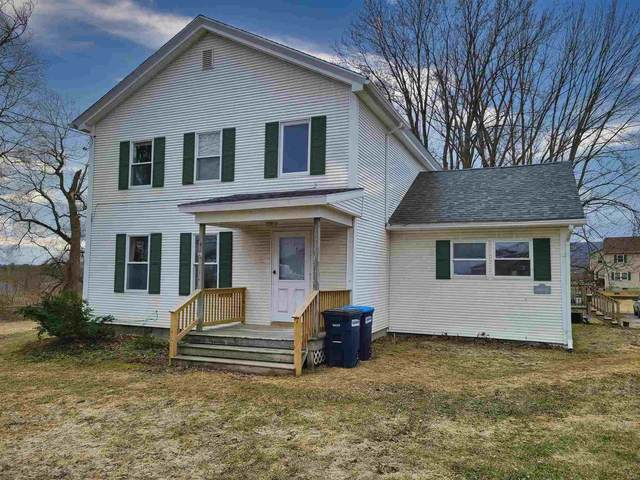 4 Summit View Street, Fairfax, VT 05495 (MLS #4852645) :: The Gardner Group