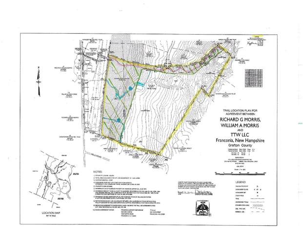 Mckenzie Woods Road, Franconia, NH 03580 (MLS #4852661) :: Signature Properties of Vermont