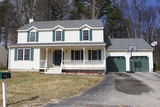 6 Rosemary Court, Hudson, NH 03051 (MLS #4852673) :: Keller Williams Realty Metropolitan