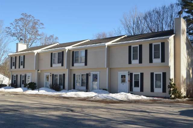 66 Preston Street #3, Hillsborough, NH 03244 (MLS #4852679) :: Signature Properties of Vermont