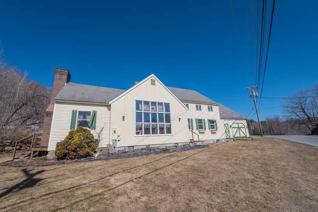 4 Old Ark Road, Wilmington, VT 05363 (MLS #4852710) :: Keller Williams Coastal Realty