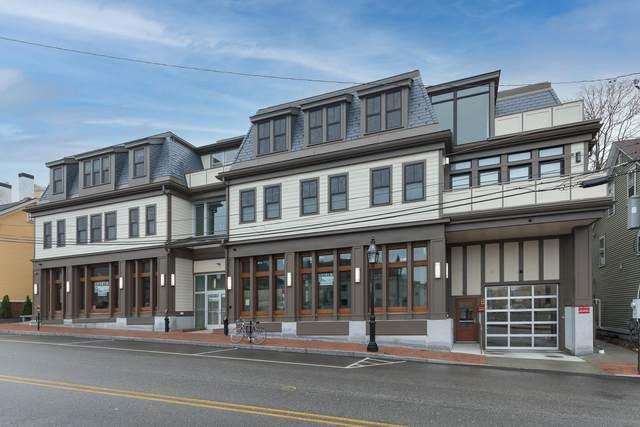 40 Bridge Street #201, Portsmouth, NH 03801 (MLS #4852888) :: Keller Williams Realty Metropolitan