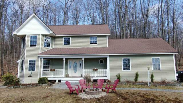 268 E Green Mountain Road, Claremont, NH 03743 (MLS #4852931) :: Signature Properties of Vermont
