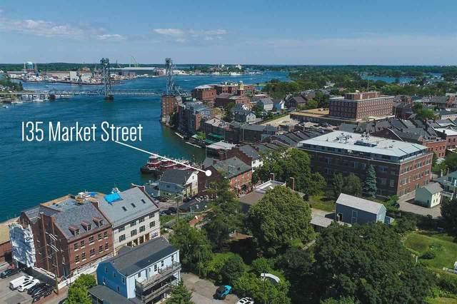 135 Market Street E, Portsmouth, NH 03801 (MLS #4852936) :: Keller Williams Realty Metropolitan