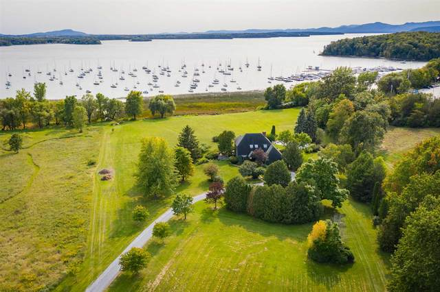 1163 Thompsons Point Road, Charlotte, VT 05445 (MLS #4853104) :: The Gardner Group
