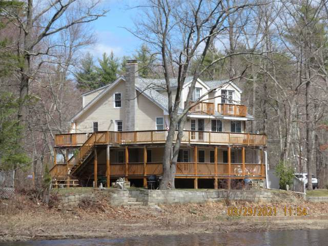24 Tibbetts Road, Fremont, NH 03044 (MLS #4853194) :: Signature Properties of Vermont