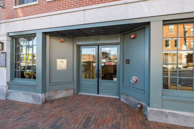 66 State Street #203, Portsmouth, NH 03801 (MLS #4853296) :: Signature Properties of Vermont